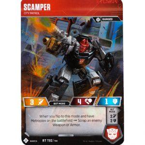 Scamper – City Patrol