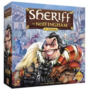 Sheriff of Nottingham – 2nd Edition