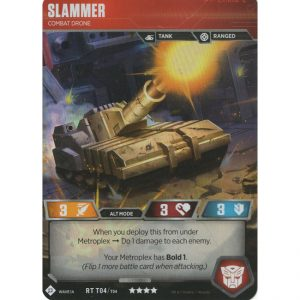 Slammer – Combat Drone