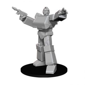 Transformers – Deep Cuts – Unpainted Miniatures – Ironhide