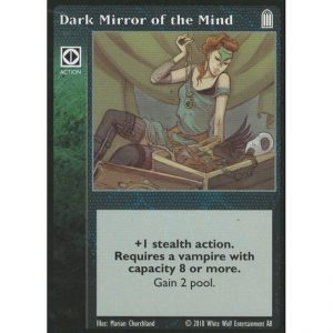 Dark Mirror of the Mind