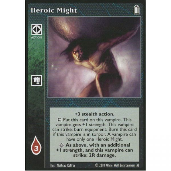 Heroic MIght