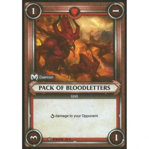 Pack of Bloodletters (Unclaimed)