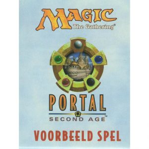 Portal Second Age – Dutch Rulebook – Voorbeeldspel