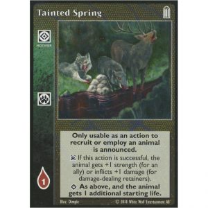 Tainted Spring
