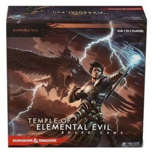 D&D Temple of Elemental Evil – Adventure System Board Game