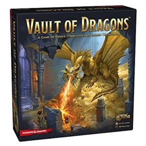 D&D Vault of Dragons – Adventure System Board Game