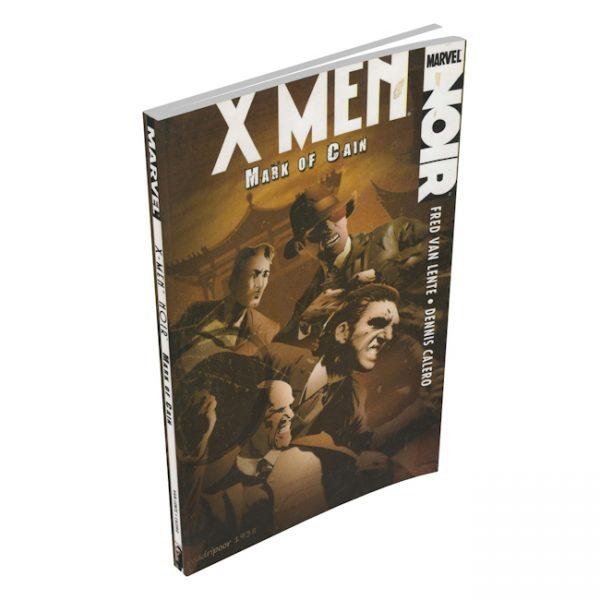 X-Men Noir – Mark of Cain – Excellent