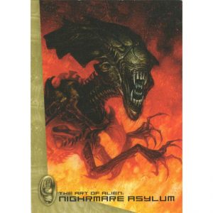 #62 – The Art of Alien: Nightmare Asylum