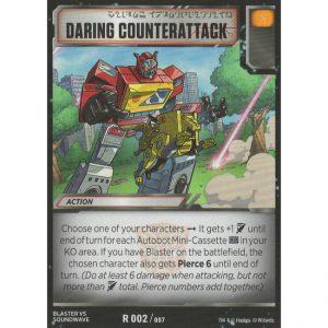 Daring Counterattack