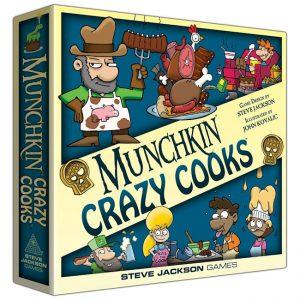 Munchkin Crazy Cooks Deluxe