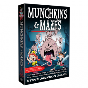 Munchkin and Mazes