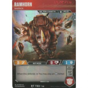 Ramhorn – Warrior