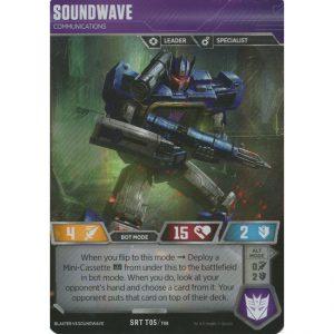 Soundwave – Communications