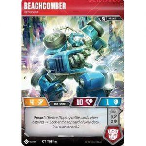 Beachcomber – Geologist