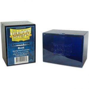 Deckbox – Dragon Shield – Blue