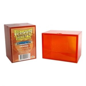 Deckbox – Dragon Shield – Orange