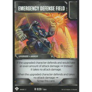 Emergency Defense Field