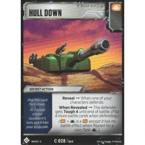 Hull Down