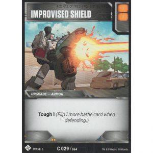 Improvised Shield – Wave 5
