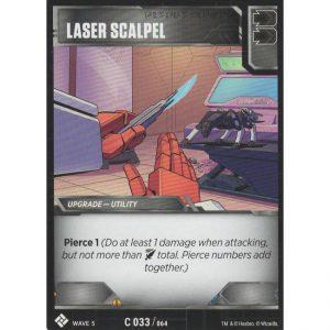 Laser Scalpel