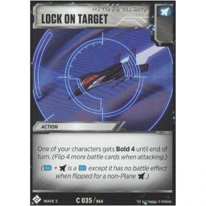 Lock On Target