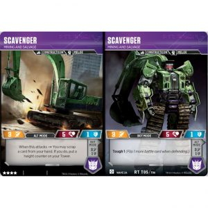 Scavenger – Mining and Salvage