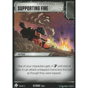 Supporting Fire
