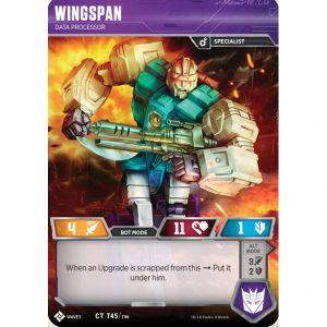 Wingspan – Data Processor