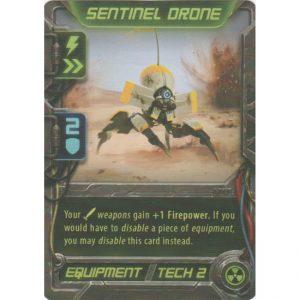 Critical Mass: Sentinel Drone – Promo Card