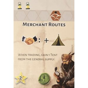 Dice Settlers: Merchant Routes – Promo Card