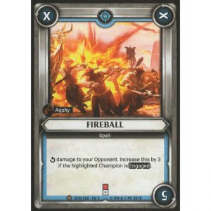 Fireball (Unclaimed)