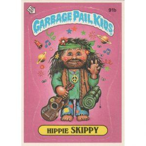 Garbage Pail Kids – Hippie SKIPPY