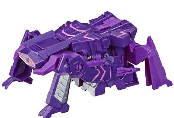 Transformers Cyberverse – Power of the Spark – Shock Blast Shockwave