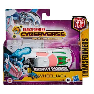 Transformers Cyberverse – Power of the Spark – Gravity Cannon Wheeljack