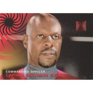 #173 – Commanding Officer Captain Benjamin Sisko