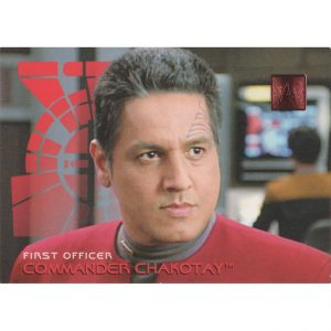 #183 – First Officer – Commander Chakotay