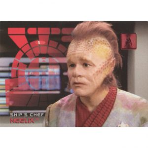 #189 – Ship's Chef – Neelix