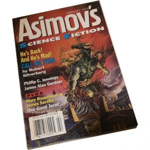 Asimov's Science Fiction – February 1997 (Used)