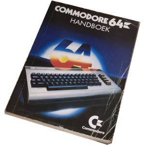 Commodore 64 Handboek (Used)