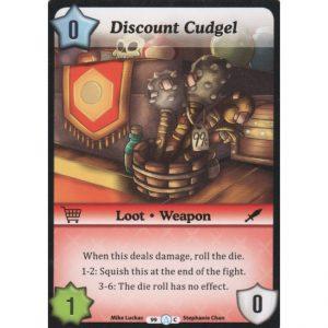 Discount Cudgel