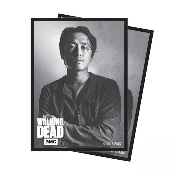 Card Sleeves – The Walking Dead – Glenn – 50 Pcs.