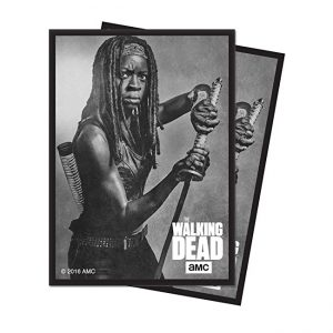 Card Sleeves – The Walking Dead – Michonne – 50 Pcs.