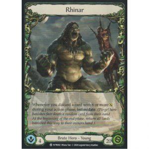Rhinar // Harmonized Kodachi