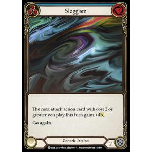Sloggism – Blue