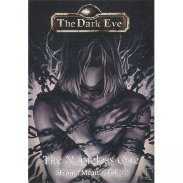 The Dark Eye RPG – The Nameless One – Sticker